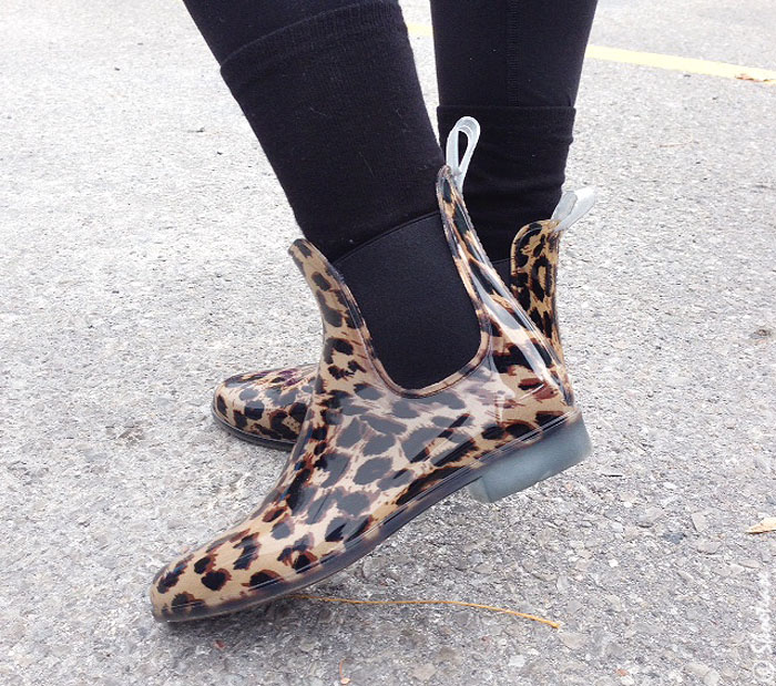 Trendy in the Fall: Toronto Street Style Women's Boots