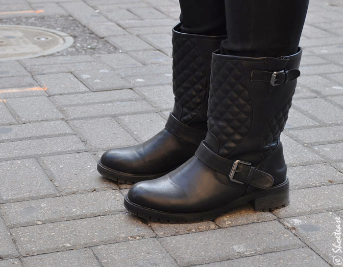 toronto street style womens boots 1