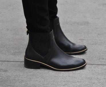 Toronto Street Style Women's Boots - Chelsea