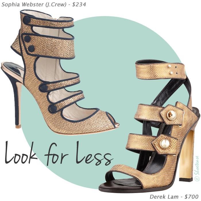 Designer Heels for Less than $250