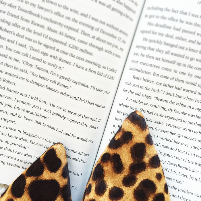 In my shoes by tamara mellon a book review