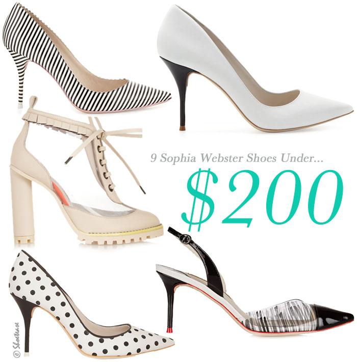 Sophia Webster Shoes Under $200