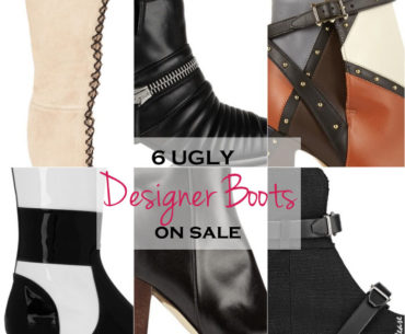 Ugly Boots on Sale