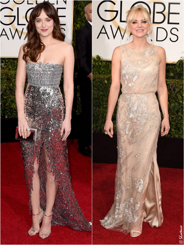 15 Best Shoes At The Golden Globes Red Carpet In 2015