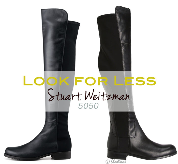 stuart weitzman 5050 look for less