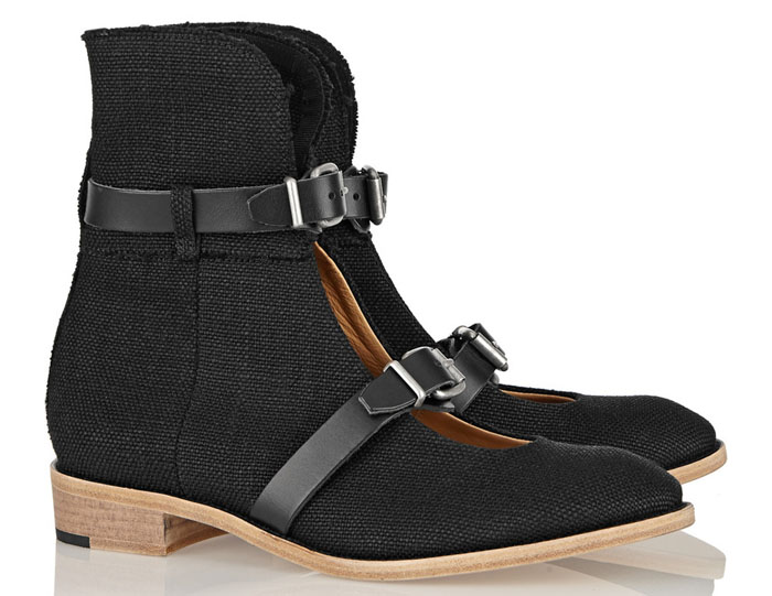 ugly boots ACNE studios