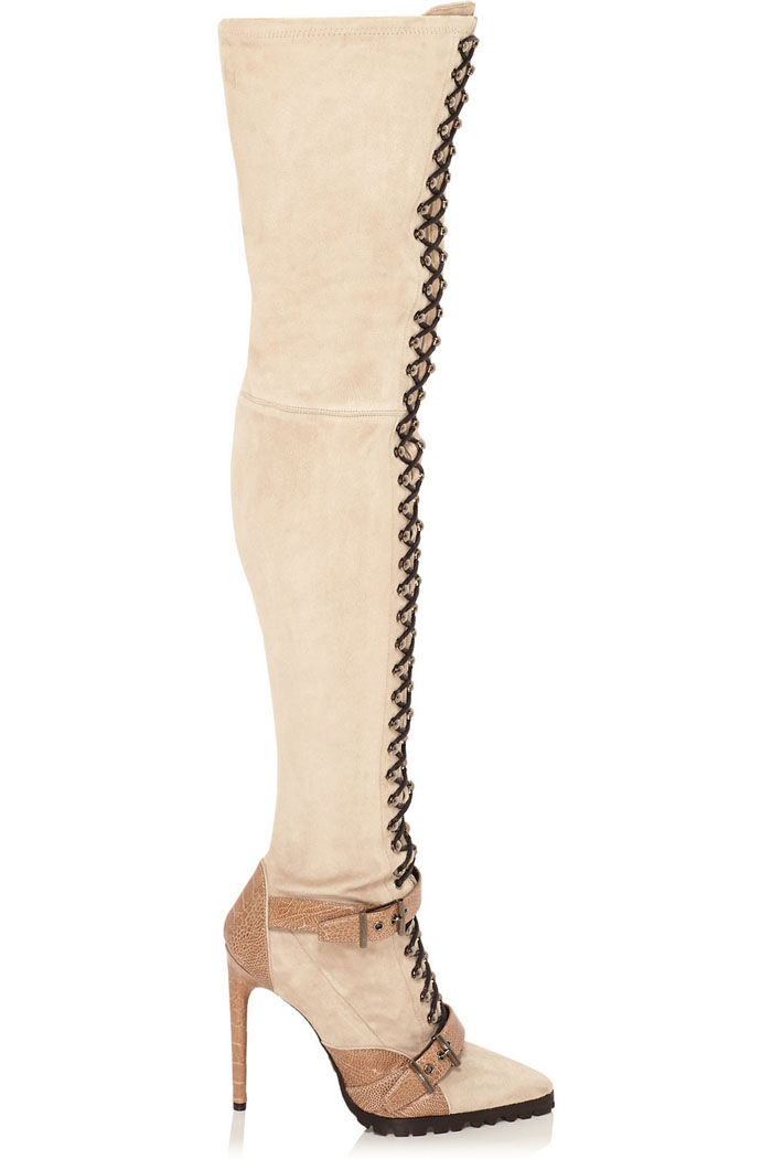 ugly boots emilio pucci