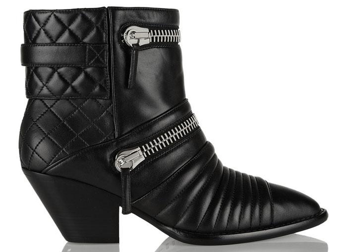 ugly boots giuseppe zanotti