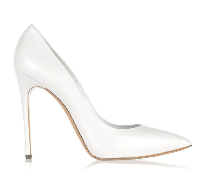 9 designer white wedding shoes under 250