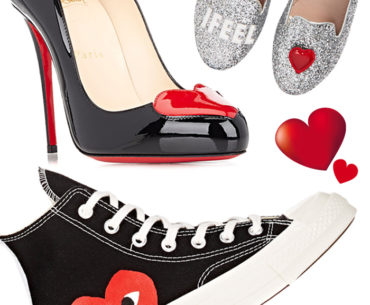 Heart shoes 2016