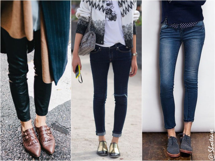 Wondering What Shoes to Wear with Skinny Jeans? I Know!