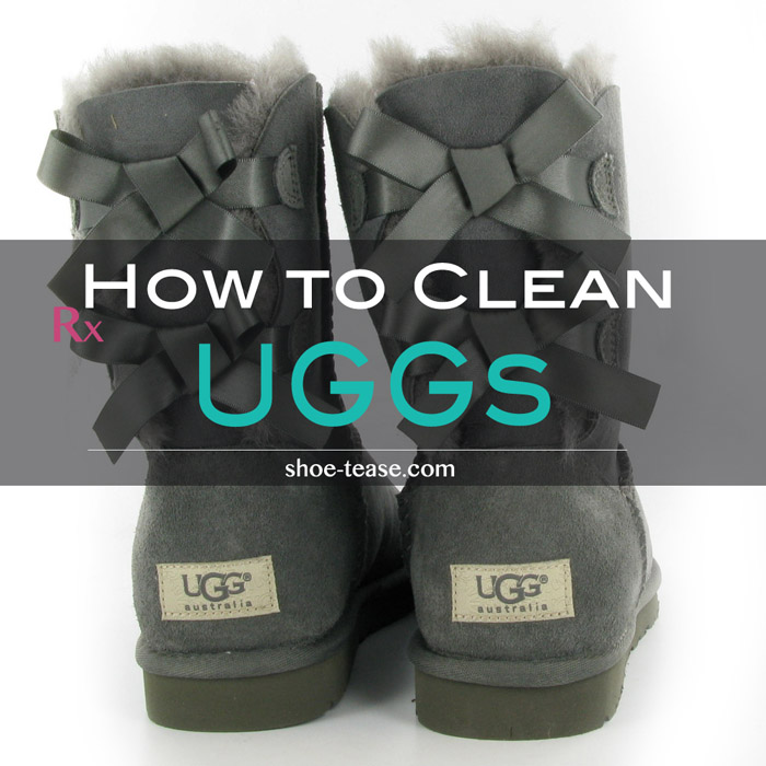 7567a601f8c How To Clean Uggs - A Complete Guide