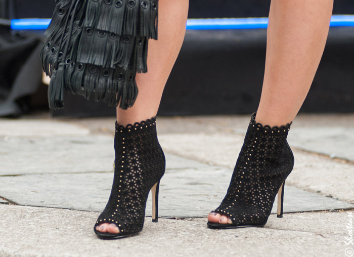 Top 5 Toronto Fashion Week Street Style Shoes Fall 2015