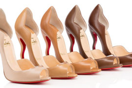 Christian Louboutin new nudes