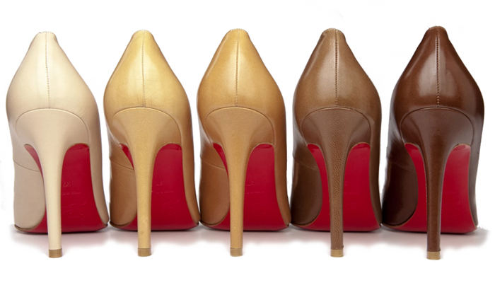 christian louboutin new nude pumps 1