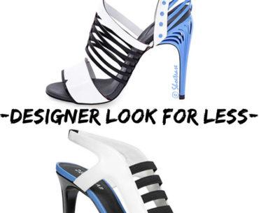design lab sandal look for less