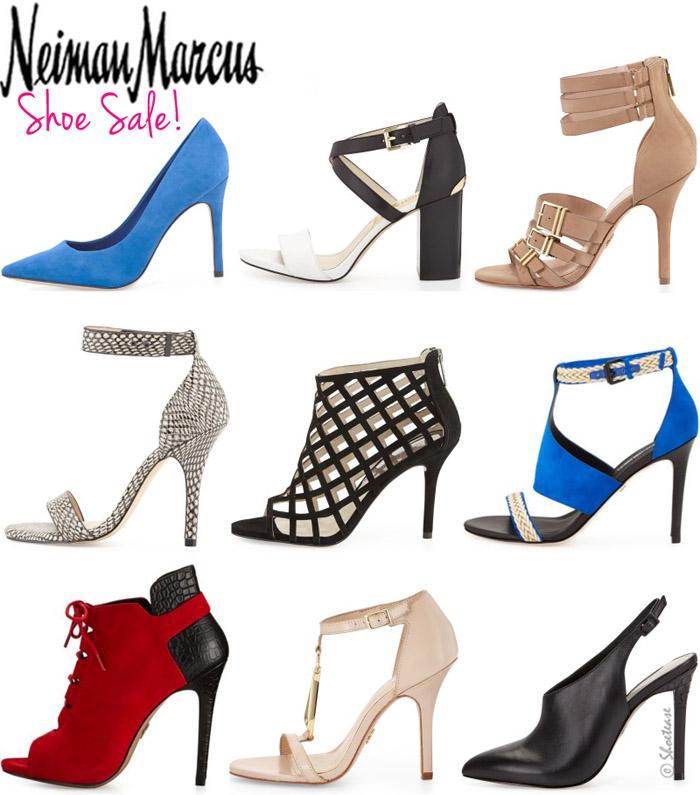 Neiman Marcus Shoe Sale Alert! 10 Best