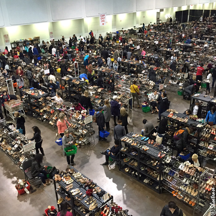 Shoe Sale Mississauga