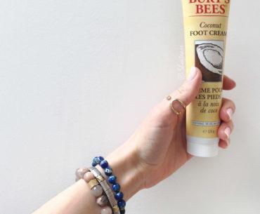 Natural foot cream review