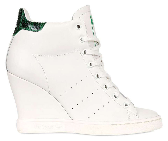 Adidas Stan Smith Sneaker Wedges