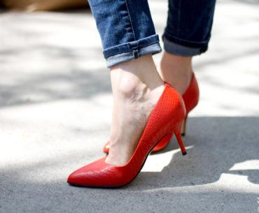 Comfortable High Heels UKIES