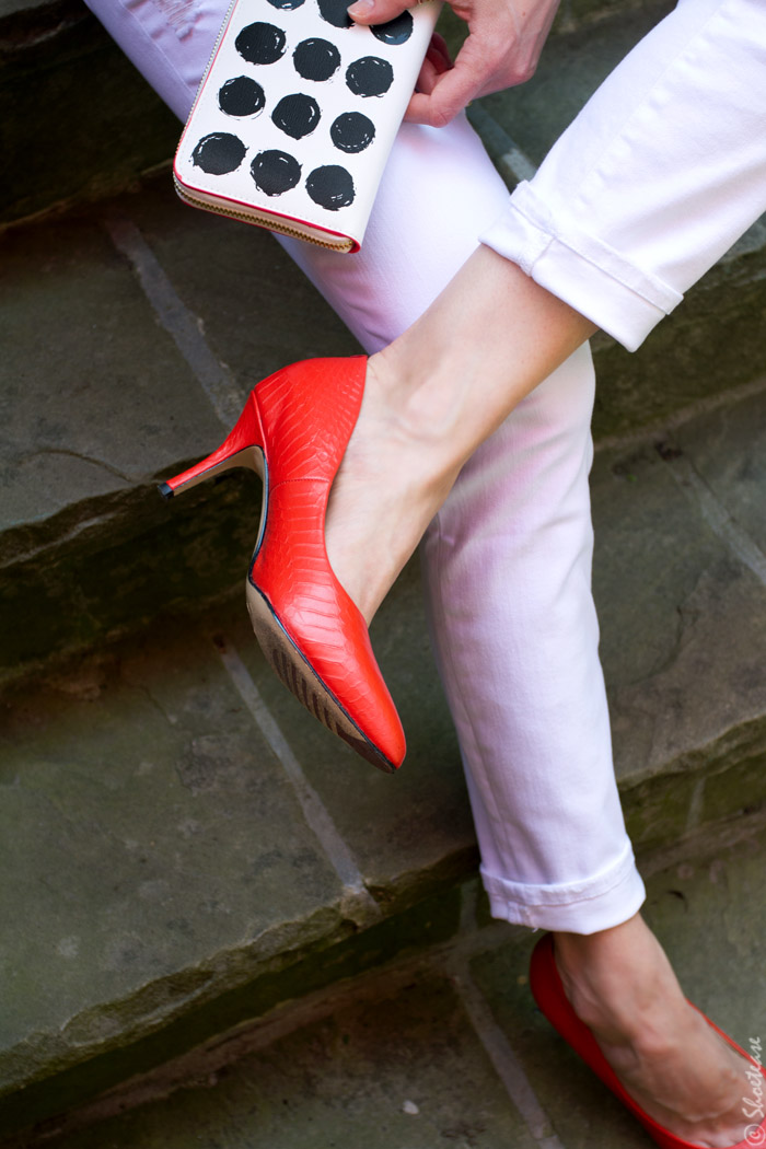 Coral Shoes Outfit 3