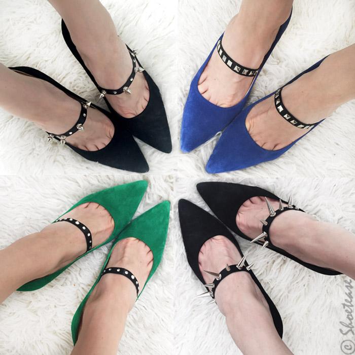 Detachable Shoe Straps Spikes