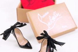 Christian Louboutin Barbie Doll Shoes