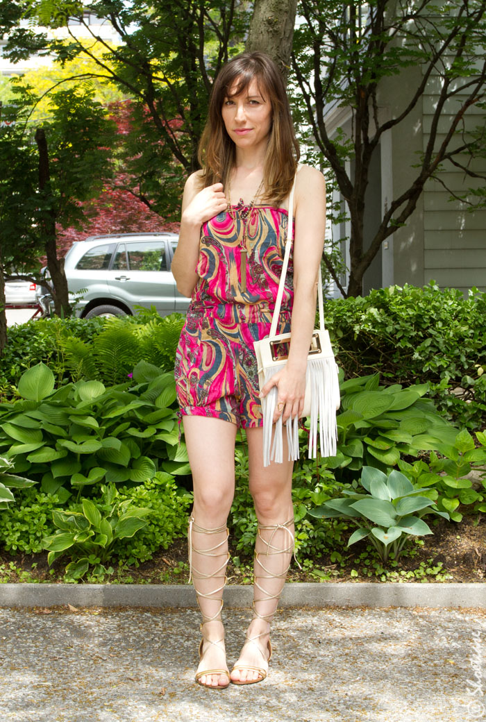 How to Wear Gladiator sandals 3i