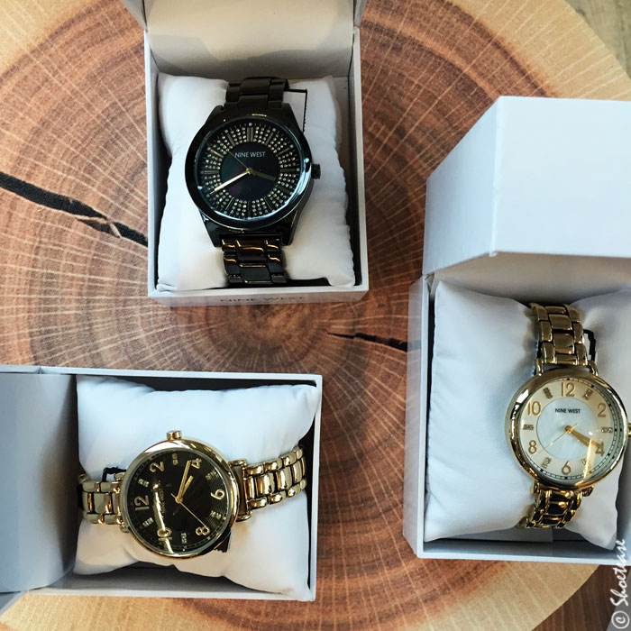 Nine West Canada Shoes Fall 2015 Watches