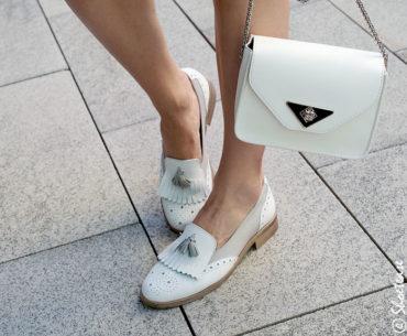 Womens Tassel Loafers Fringe