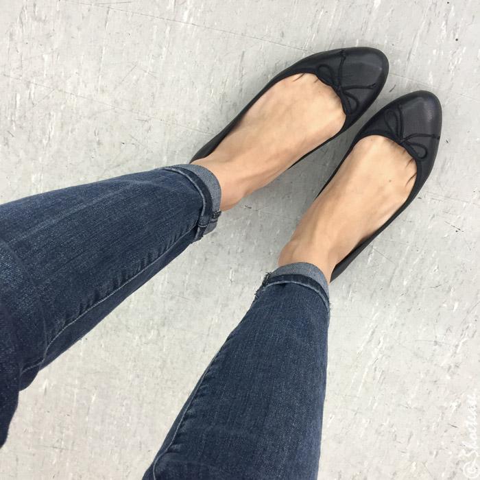 Dixie outlet shoe shopping ballerina flats