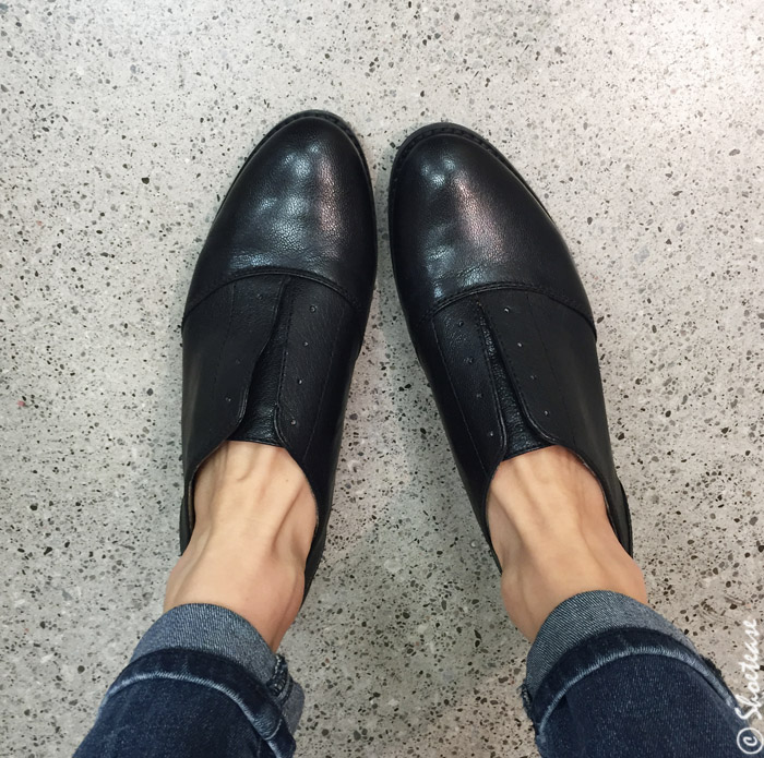 Dixie outlet shoe shopping black brogues
