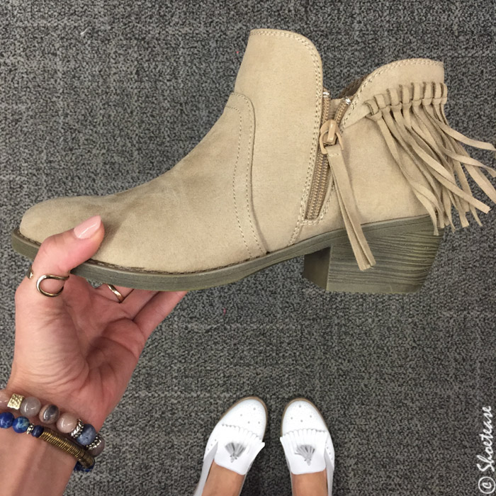 Dixie outlet shoe shopping fringe boots