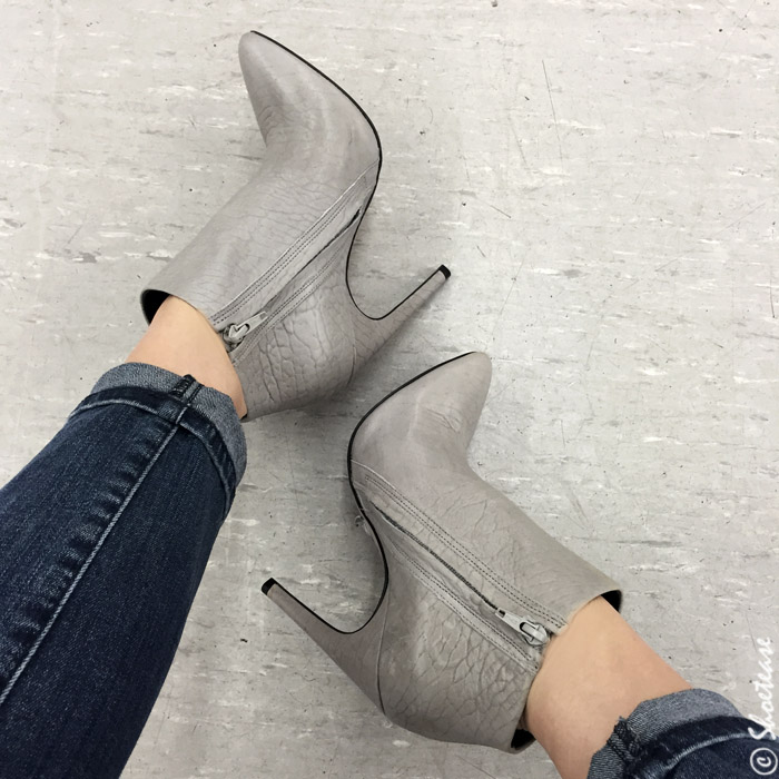 Dixie outlet shoe shopping grey boots