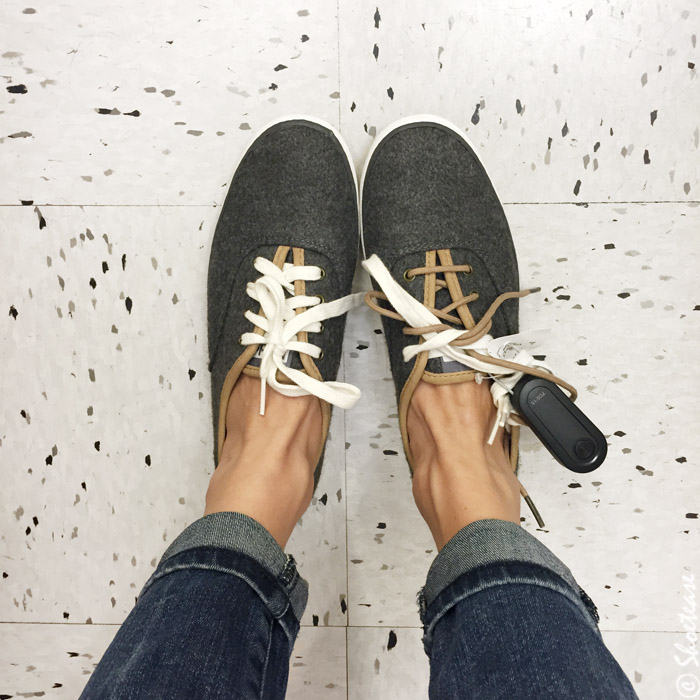 Dixie outlet shoe shopping grey flannel keds