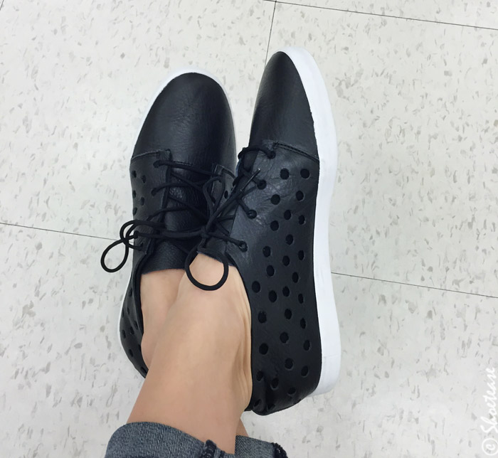 Dixie outlet shoe shopping perforated sneakers