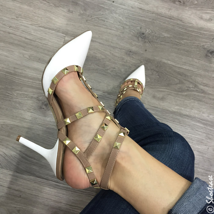Dixie outlet shoe shopping rockstud dupes