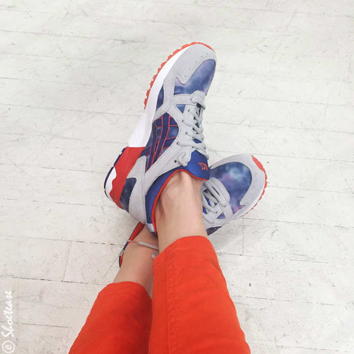 #fromwhereisit shoefie asics sneakers