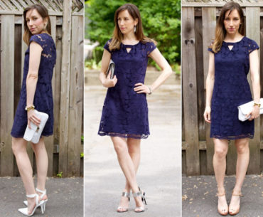 Shoes To Wear with Navy Dress