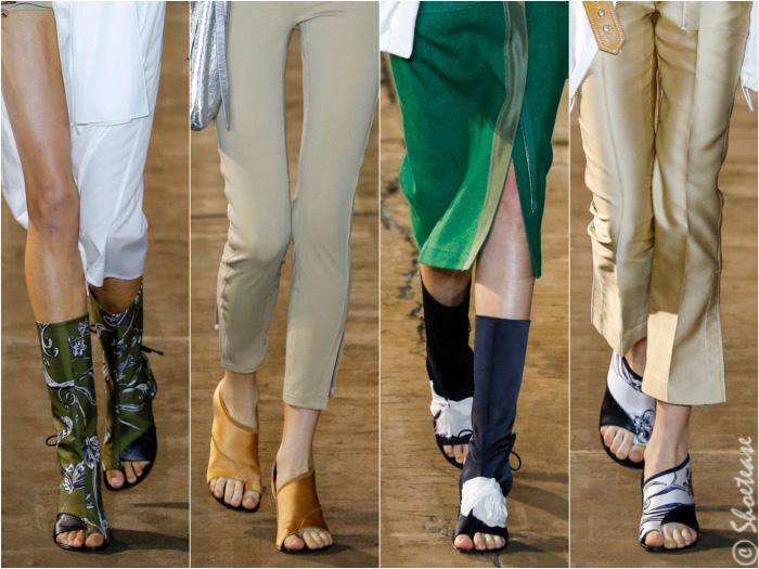3.1 Phillip Lim Spring 2016 Shoes