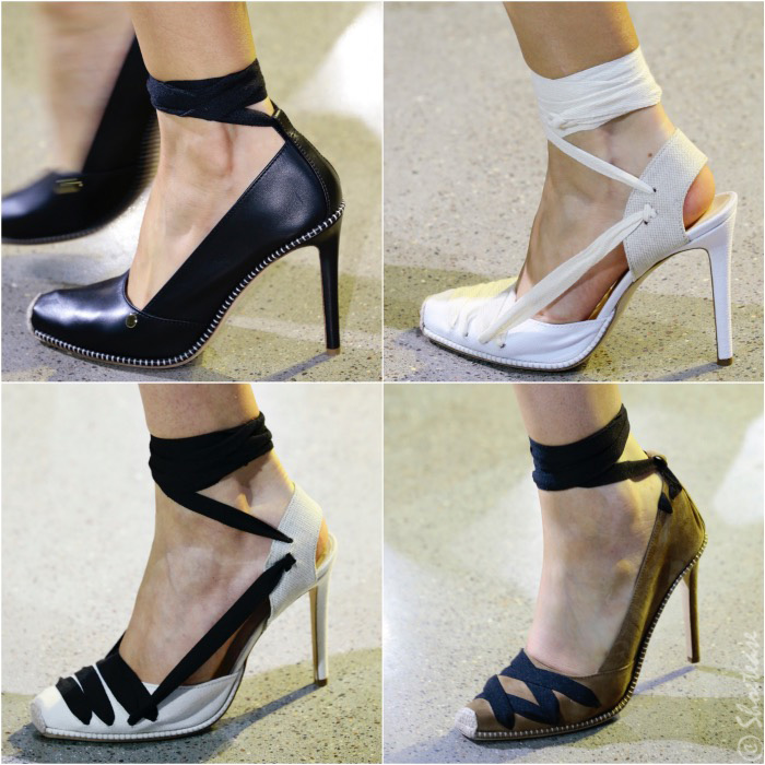 Altuzarra Spring 2016 Shoes