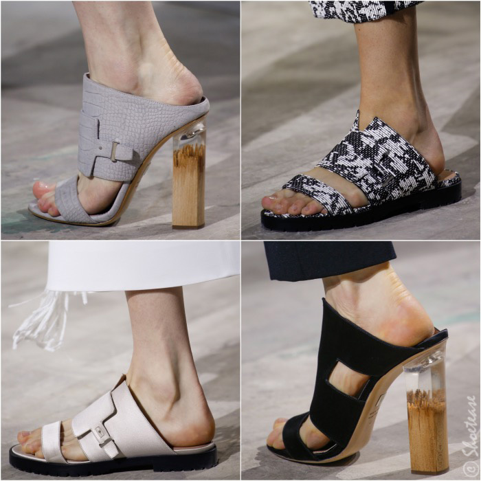 BOSS Spring 2016 Shoes NYFW