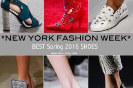 Spring 2016 Shoes New York FAshion Week