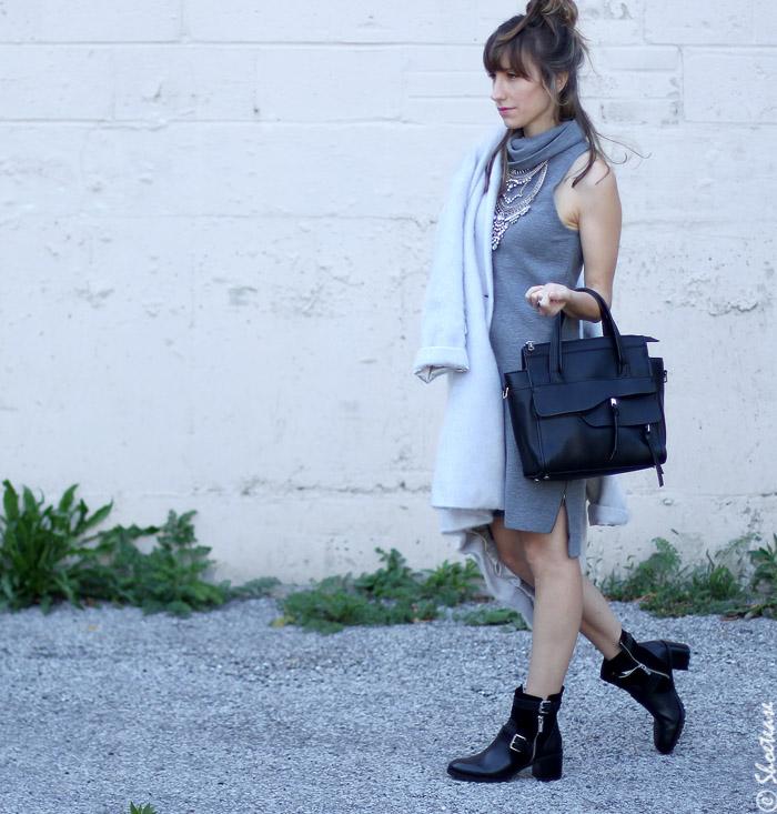 Black Biker Boots Outfit 12