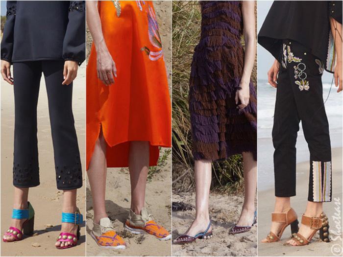 Cynthia Rowley Spring 2016 Shoes