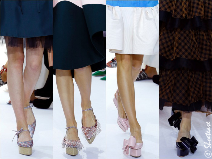 Delposo Spring 2016 Shoes