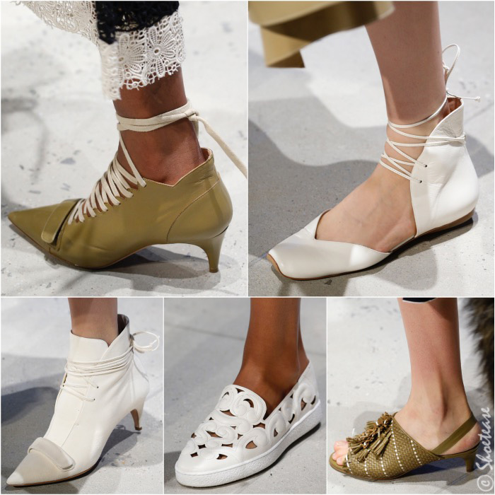 Derek Lam Spring 2016 Shoes