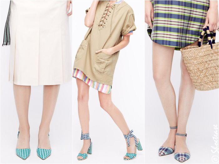 J Crew Spring 2016 Shoes