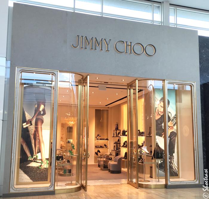 Jimmy Choo Toronto Yorkdale Shop